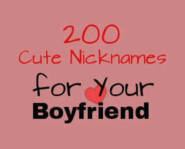 Best dating site nicknames