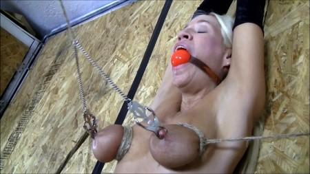 Woman self bondage stories