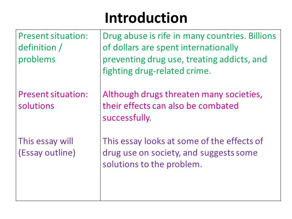 Write my solutions for drug abuse essay