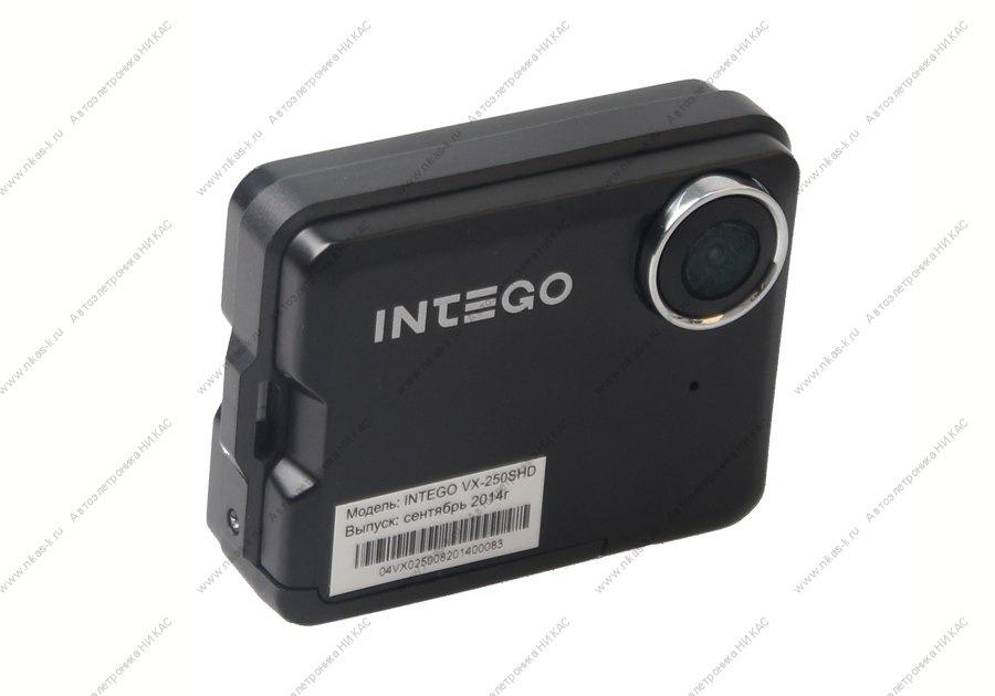 Видеорегистратор интего 250 инструкция