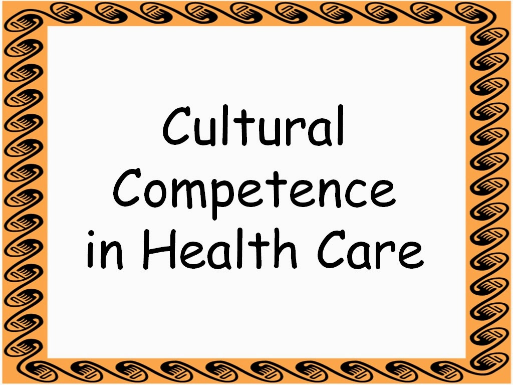 Cultural competence essay