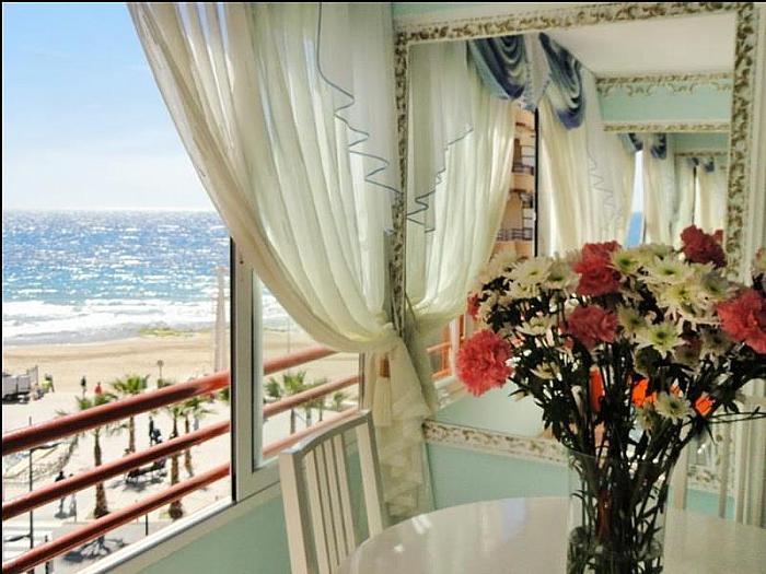 Снять квартиру на побережье испании