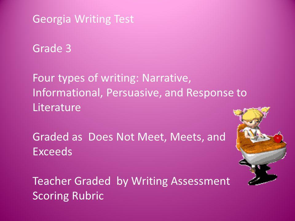 5th grade essay topics