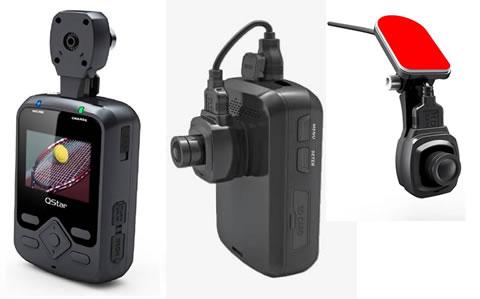 Qstar A9 разнесенный видеорегистратор с выносной камерой.