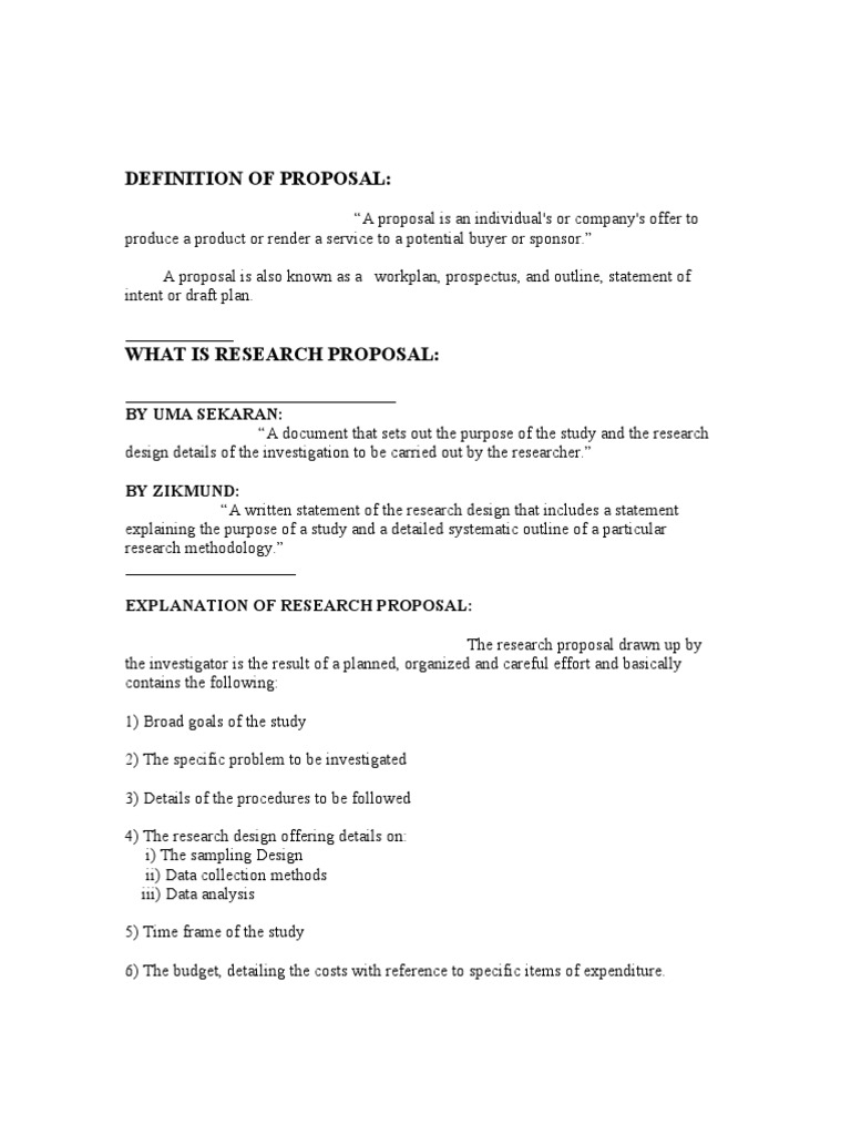Write my thesis proposal outline sample