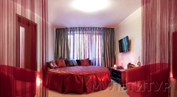 гостиницы в тюмени для новобрачных