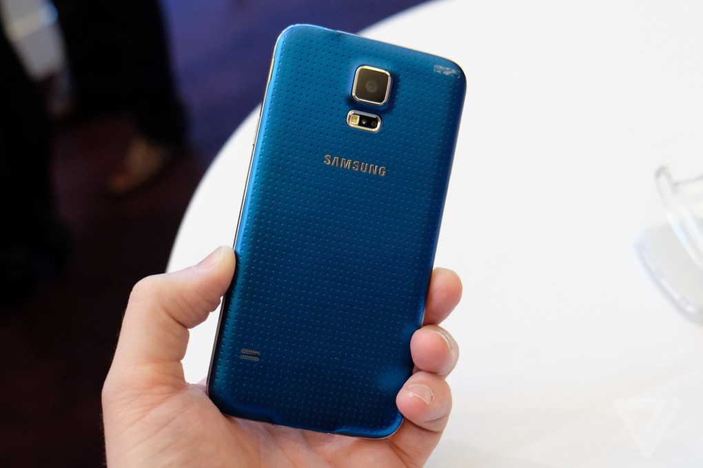 Samsung Galaxy S5 manual now available online PDF