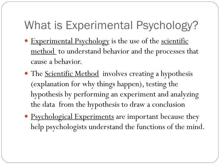 Hypothesis-driven problem solving - Chalmers