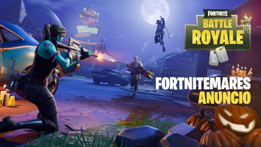 Download Fortnite Battle Royale for PC - Androidtutorial