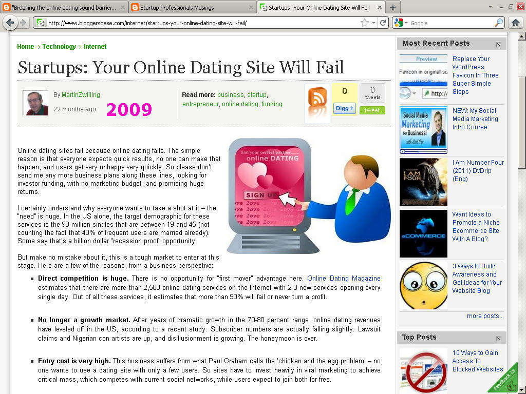 How to Write an Online Dating Profile - LiveAbout