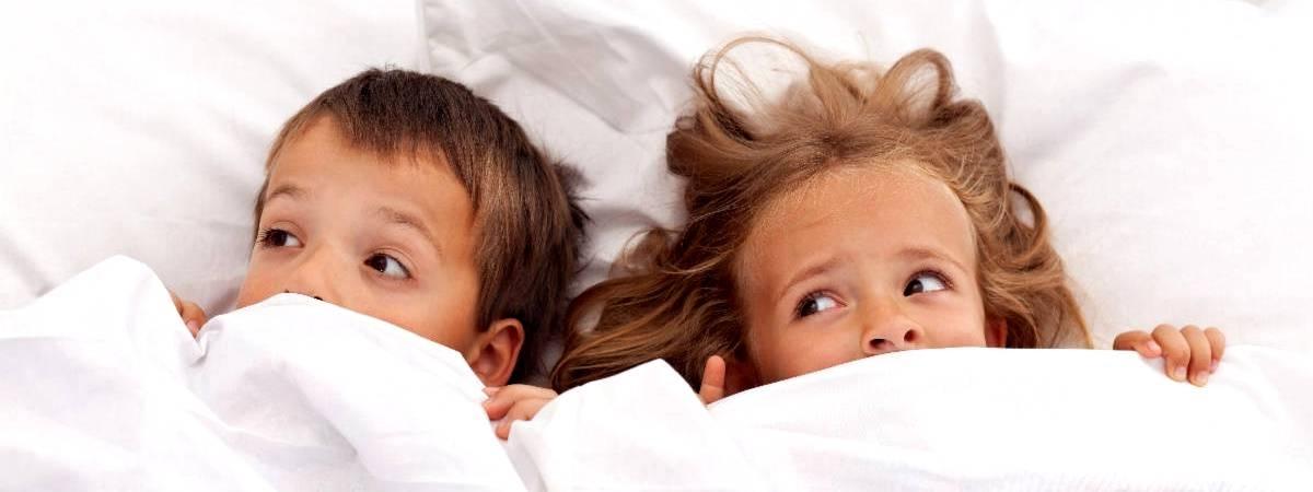 Как победить страх ребенка
