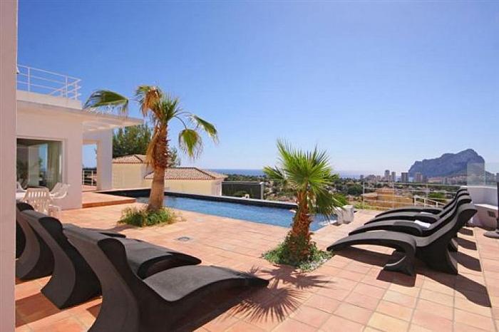Аренда недвижимости в испании кальпа