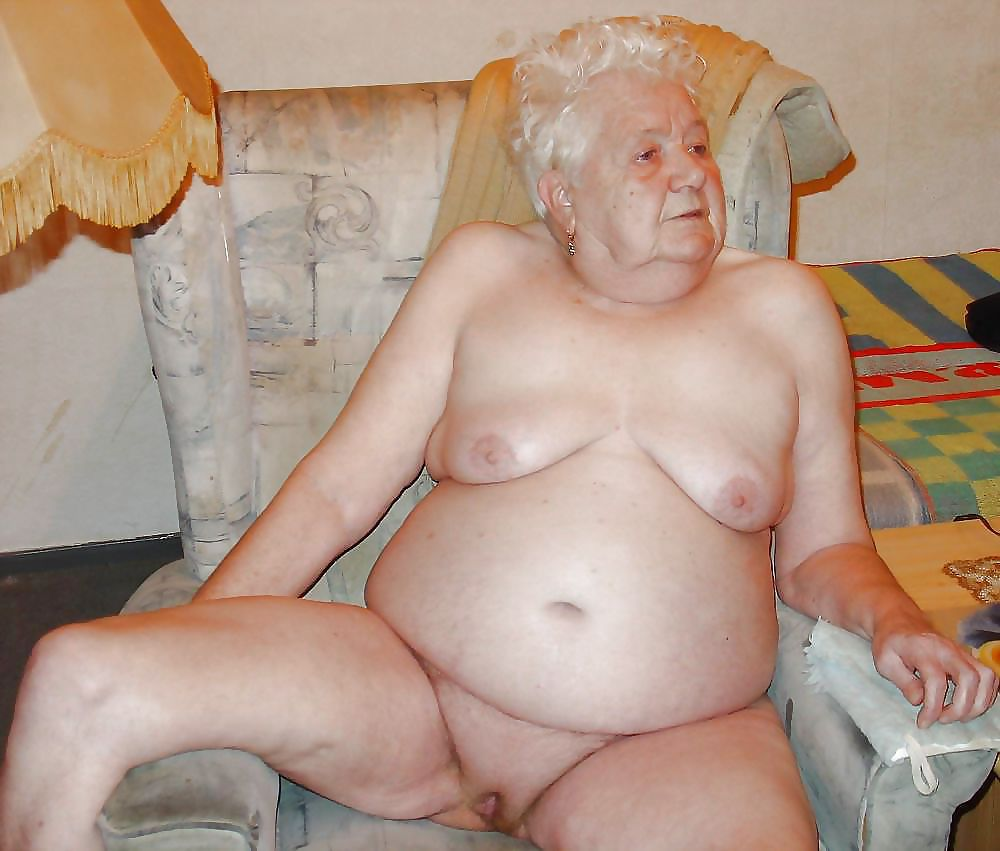 очень старая и голая
