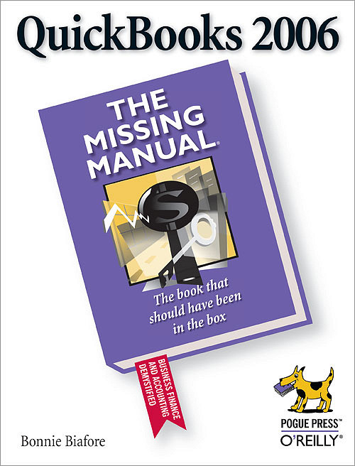 Quickbooks The Missing Manual PDF Download