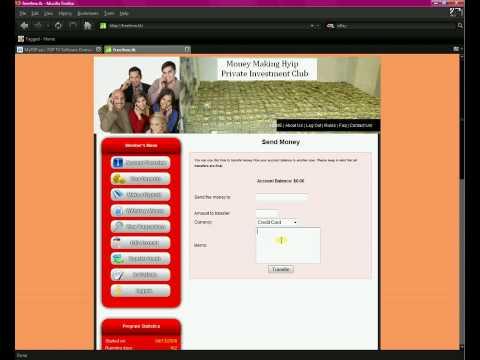 Хайп программы онлайн