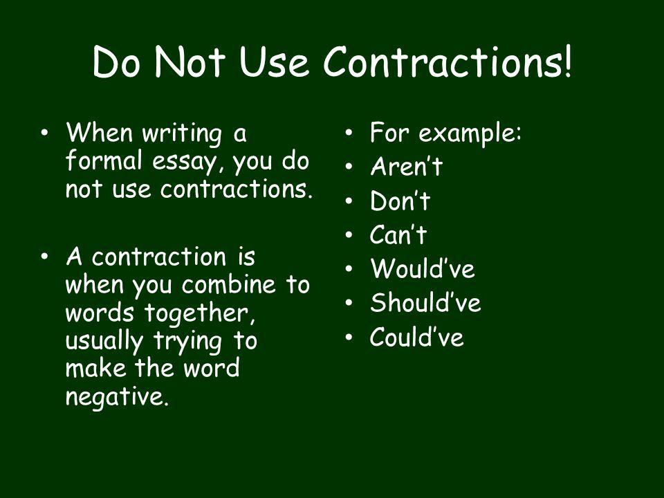 How to Write a Formal Essay that Impresses – Kibin Blog