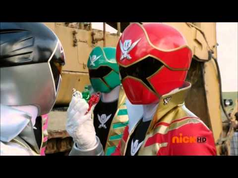Power Rangers Mystic force intro in telugu - YouTube