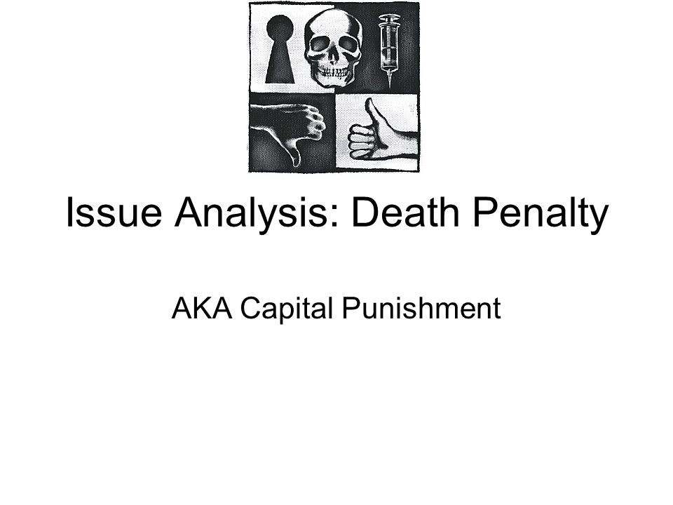 pro-death penalty essay Pro death penalty essay it is much easier to do an anti death penalty essay there really is no good argument for the death penalty besides vengeance, which is not what the law is supposed to do, or overcrowding of jails, which is a pretty lame excuse to take someone's life.