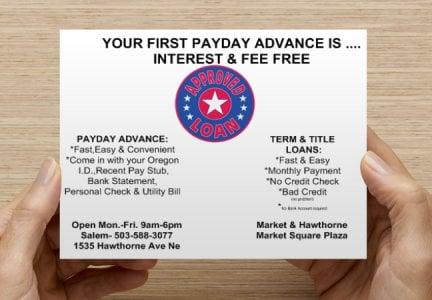 Hawthorne payday loan