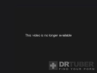Girl masturbating with a dildo
