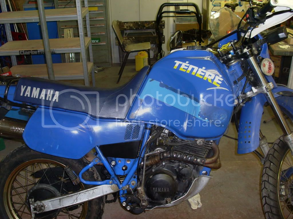 Manual Yamaha Xt 600 E 1992 Dream Tenere Wiring Diagram
