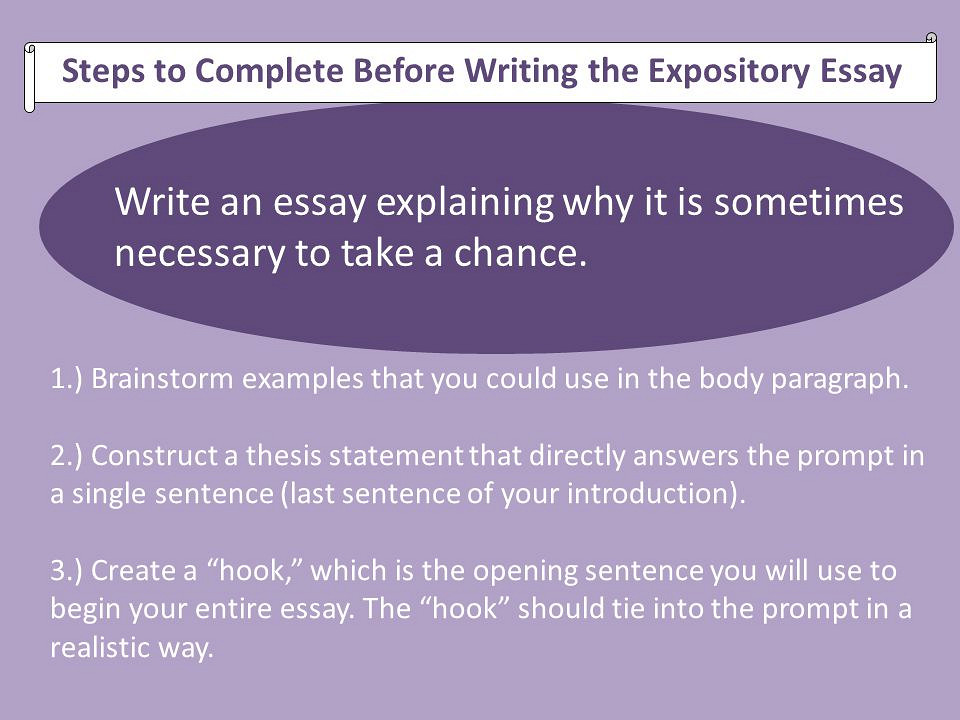 What is expository prose? - Quora