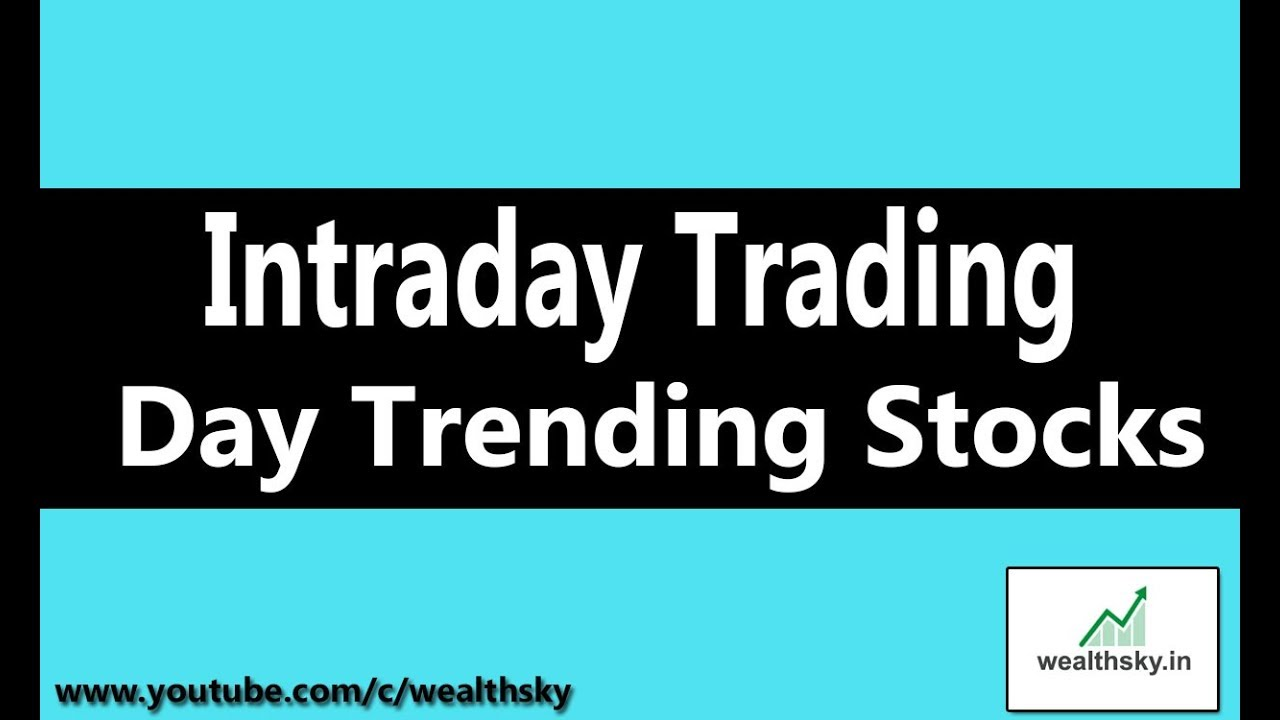 intraday trading youtube hindi