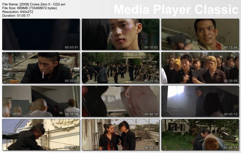 Crows Zero II (2009) Full Movie Online