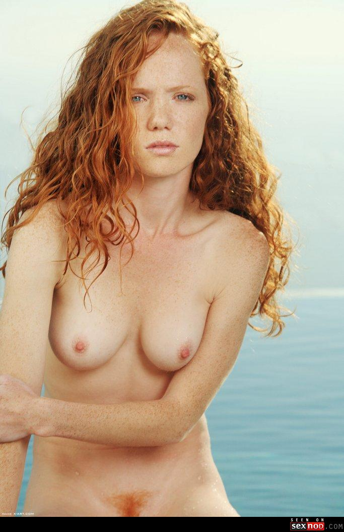 With freckles galleries nude girls