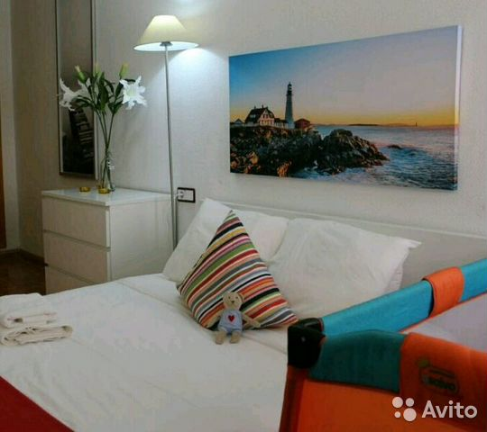 Спб квартиры в испании