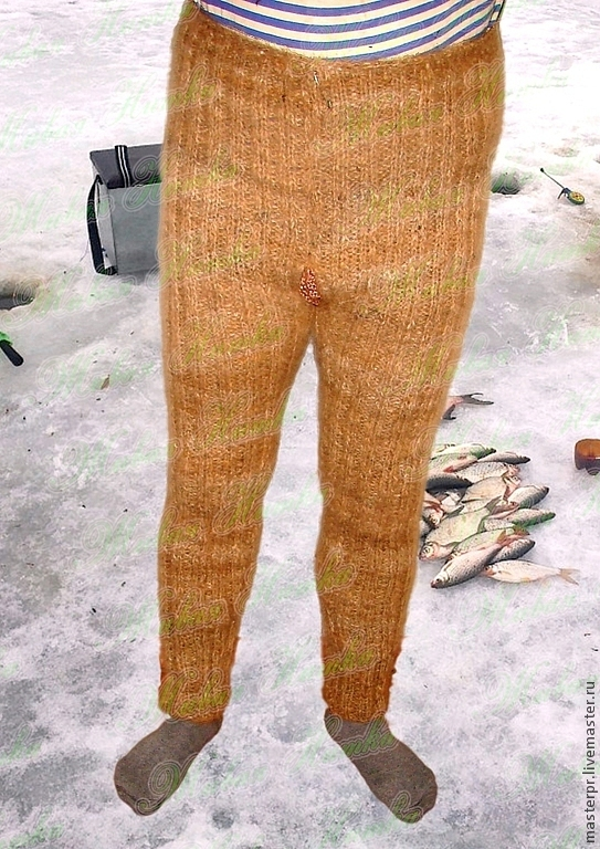 джинсы для мощных