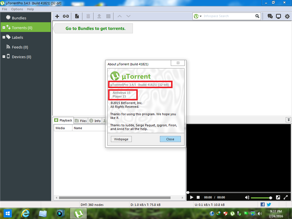 Torrent (Torrent) - Download - CHIP