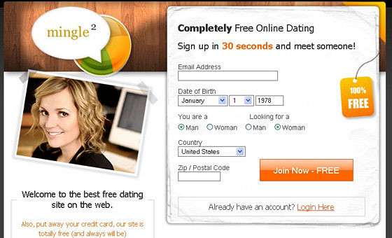 Dating sites membership numbers