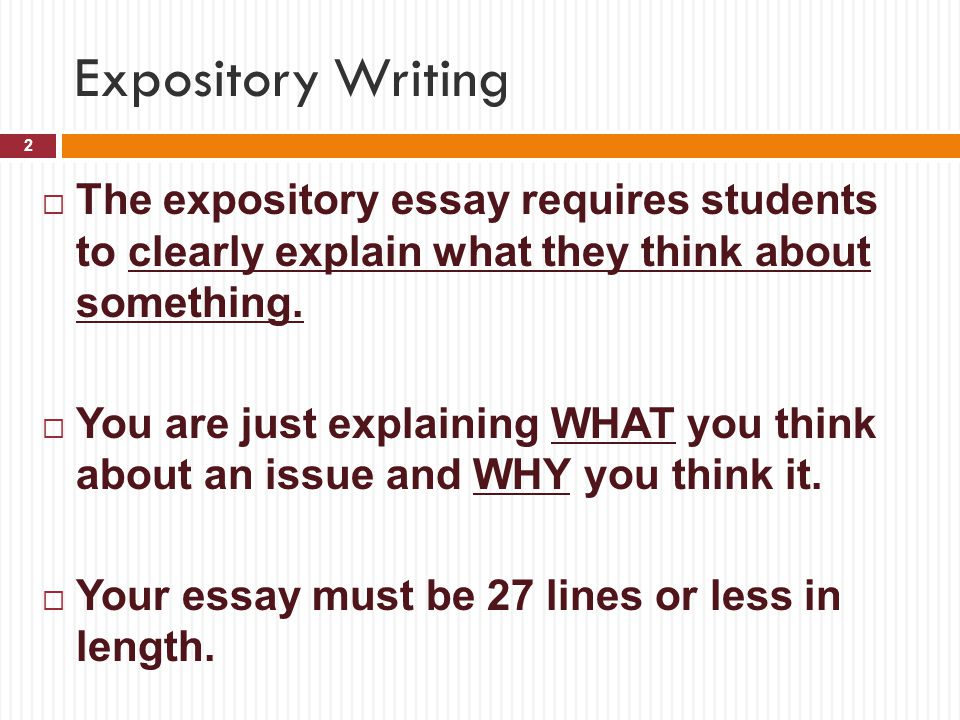 How to Create Expository Essay Outline - Edussoncom