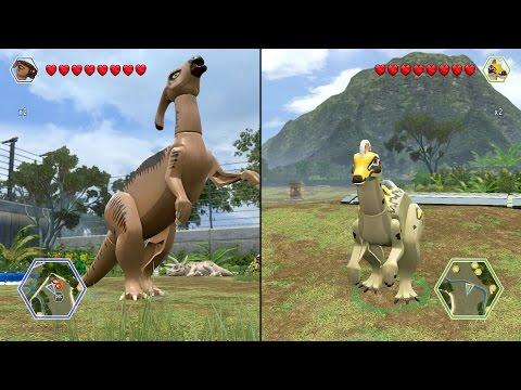 LEGO Jurassic World - PlayStation 4: Amazonde: Games