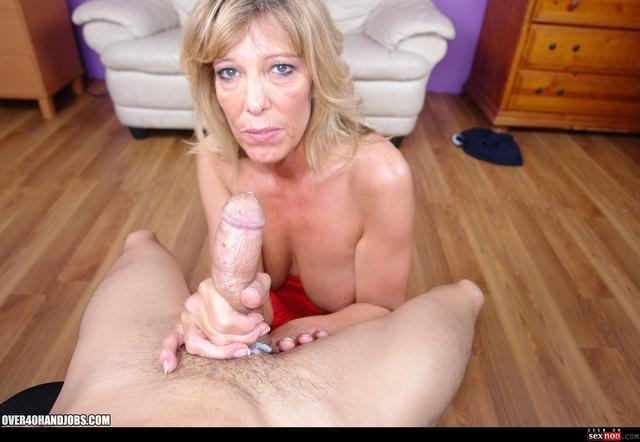 Milf slut loves this big cock