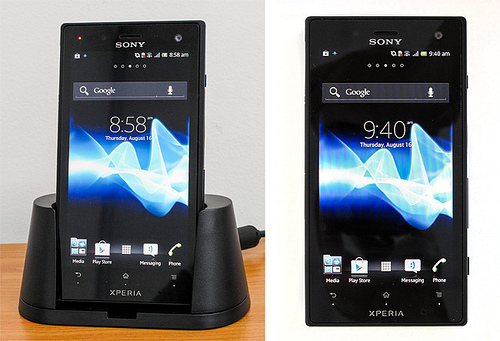 Xperia™ Smartphones from Sony - Sony Mobile