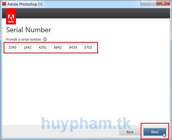 adobe photoshop cc 2014 serial number