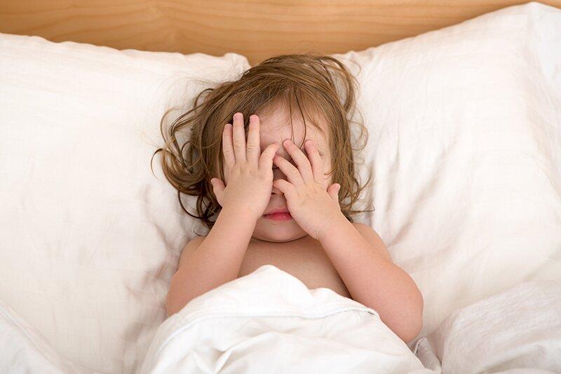 Ночные страхи у ребенка - Уроки для мам