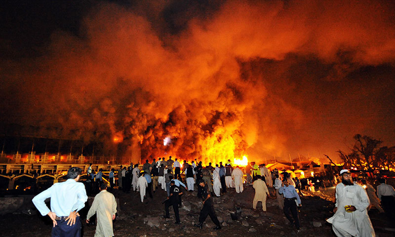 Bomb blast in karachi essays, creative writing test