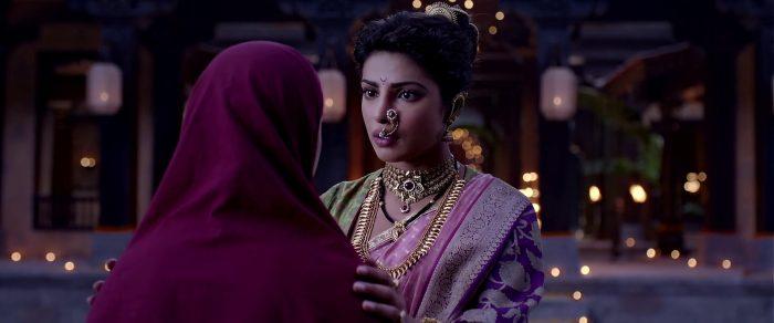 Bajirao Mastani (2015) Hindi DVDSCR 800MB Free Download