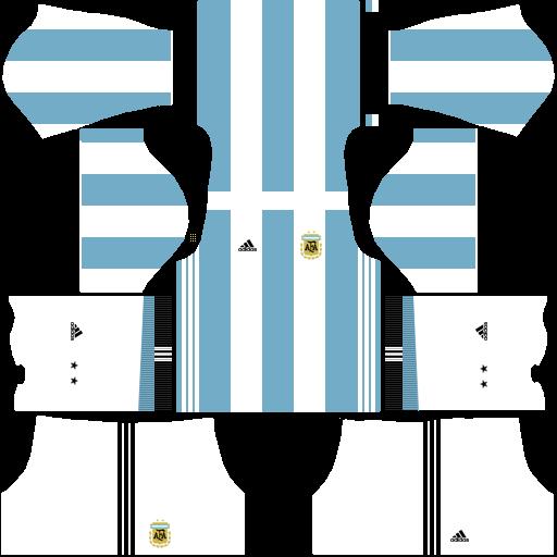 Pictures | dream league soccer kit argentina