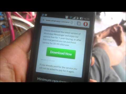 Download WhatsApp For Nokia X, Nokia XL- MSPoweruser