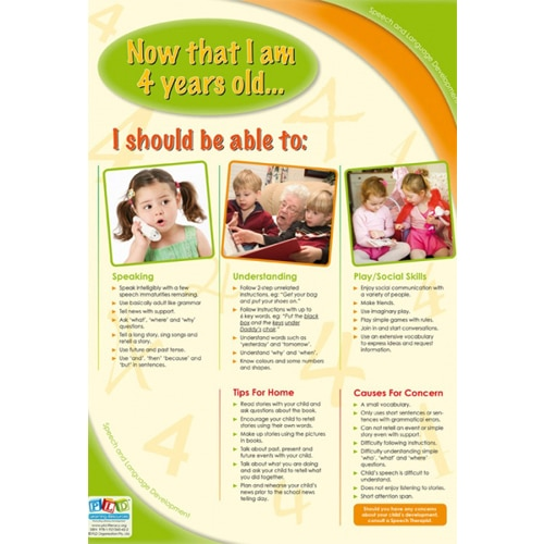 Speech and Language Problems - PARENTGUIDE News