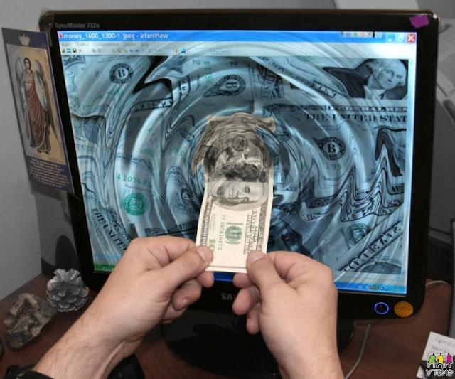 Как заработать 10 гривен в интернете