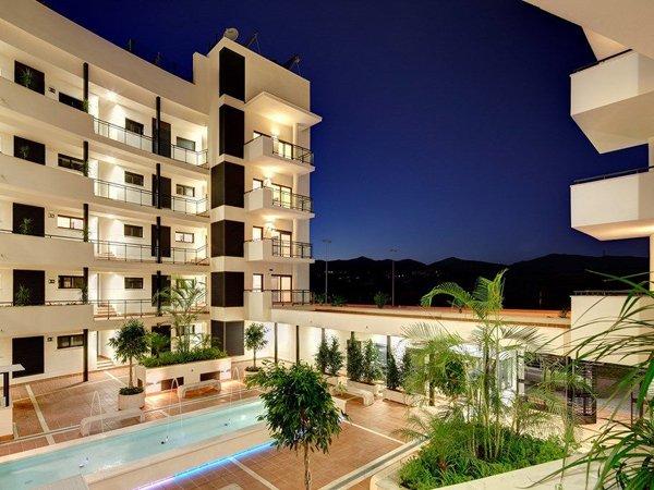 Недвижимость в Марбелье Купить жилье в городе Марбелья