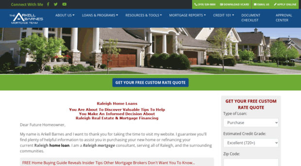 Raleigh quick loans