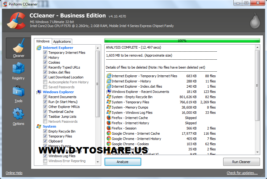 CCleaner Professional 541 Crack Full Serial Key Is Free