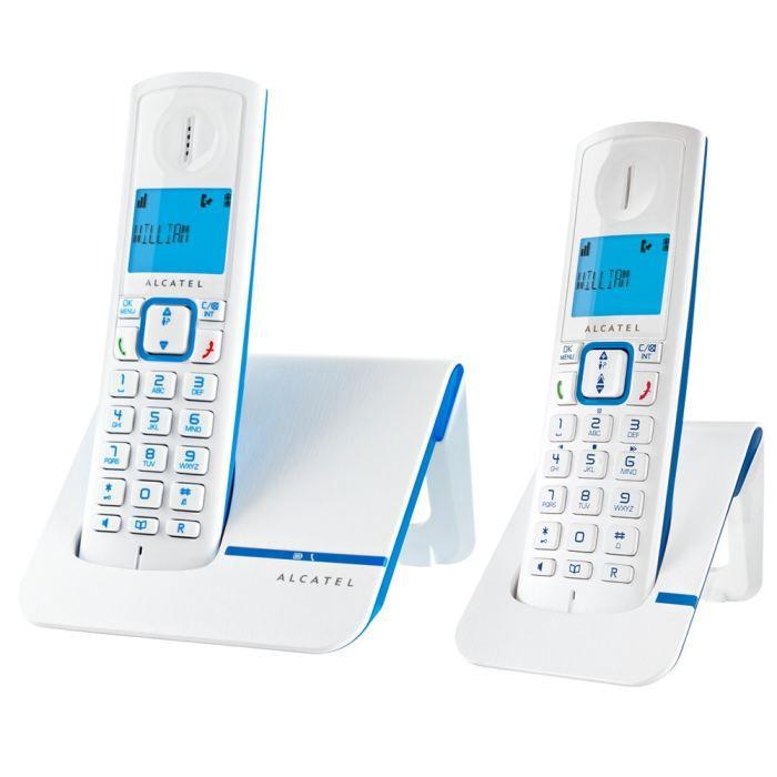 Téléphone alcatel mode emploi