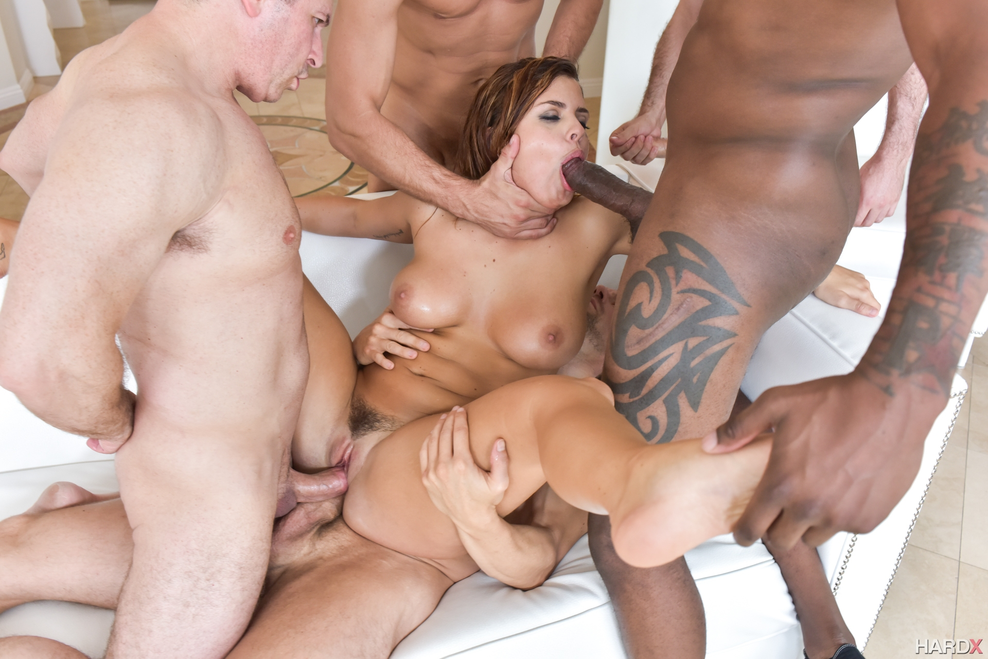 Free first gangbang video, anal sex a sin